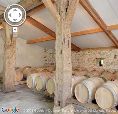 Visite virtuelle du Château les Maubats