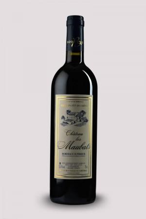 Bordeaux Supérieur Fût de chêne Maubats