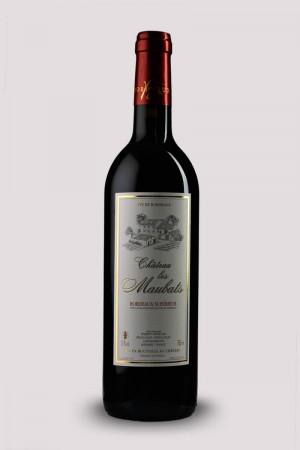 Bordeaux Supérieur Rouge Maubats