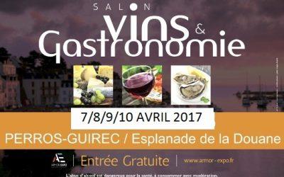 Salon des Vins et de la Gastronomie – Perros Guirec (22)