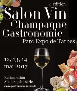 Salon des vins tarbes ch teau les maubats producteur - Salon des vins bordeaux ...