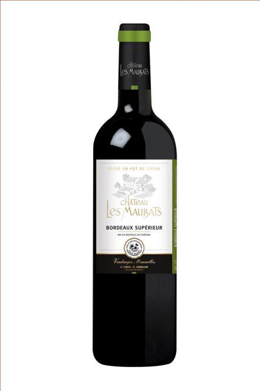 Bordeaux Supérieur Fût de chêne