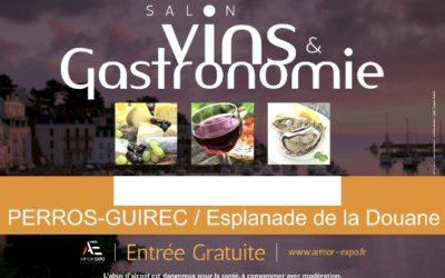 """""""Salon Vins et Gastronomie"""" – Perros Guirec (22)"""
