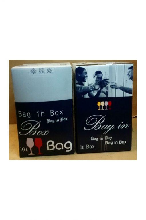 Bag in Box 20 litres chateau les Maubats vin rouge cuvée tradition