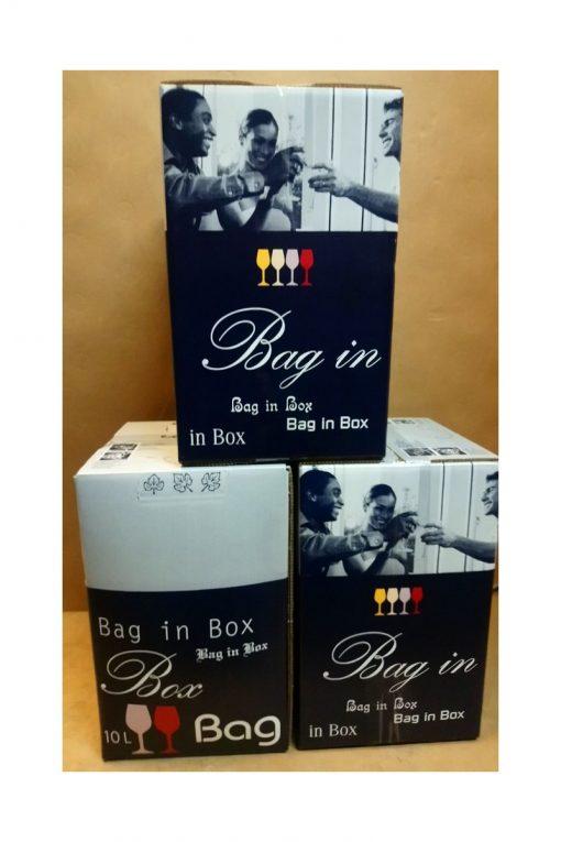 Bag in Box 30 litres chateau les Maubats vin rouge cuvée tradition